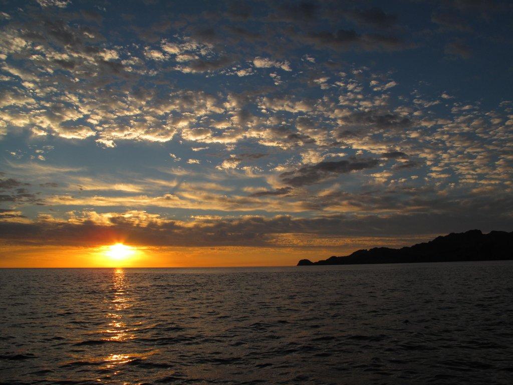 Cortez sunrise