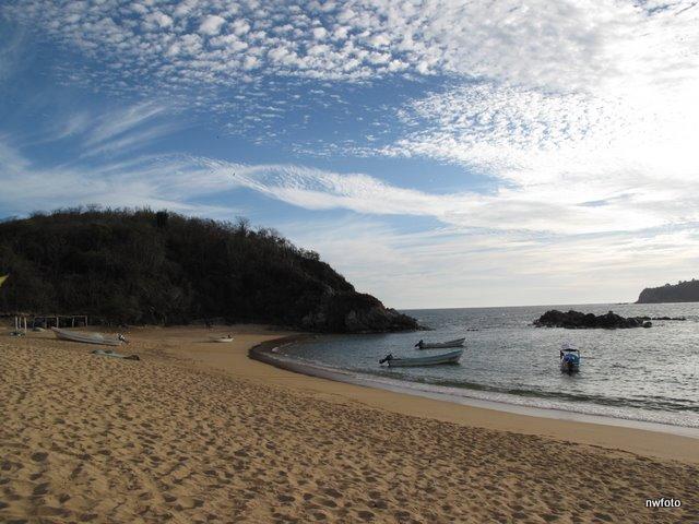 Playa La India Huatulco